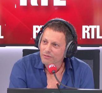 La dernière de Marc-Olivier Fogiel sur RTL