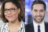 """""""Télématin"""" : Karine Baste-Régis et Julien Benedetto remplacent Sophie Le Saint"""