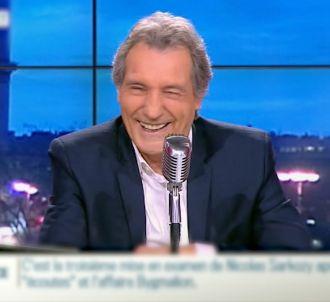 Jean-Jacques Bourdin dans 'Bourdin Direct'