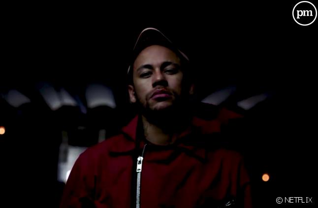 """Neymar a participé (brièvement) à la saison 3 de """"La Casa de Papel"""""""