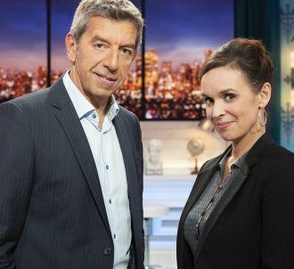 Michel Cymes et Jennie-Anne Walker