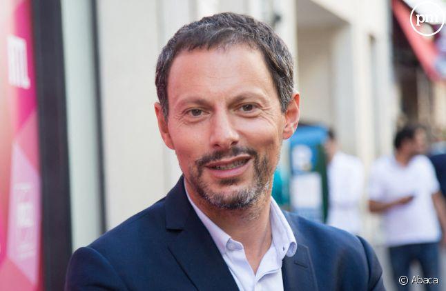 Marc-Olivier Fogiel, le DG de BFMTV