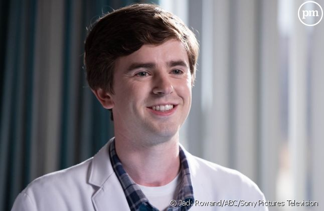 "Freddie Highmore dans ""Good Doctor"" (saison 3)"