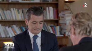 """Réformes fiscales : Gérald Darmanin et Élise Lucet s'écharpent dans """"Cash Investigation"""""""