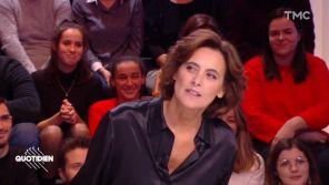 """Inès de La Fressange critique le site de replay de """"Quotidien""""... dans """"Quotidien"""""""
