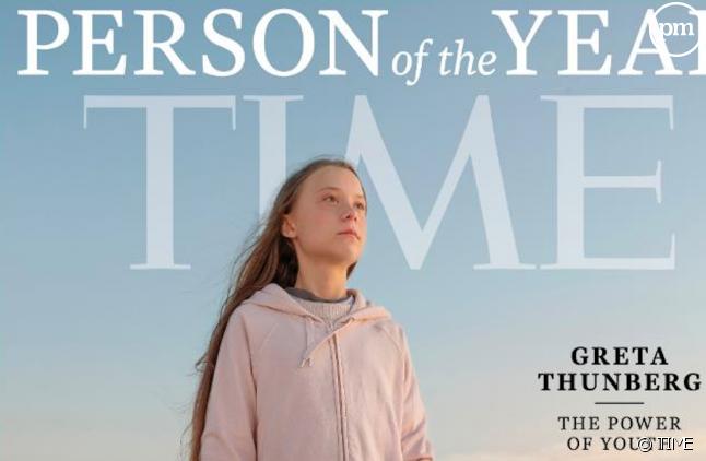 """Greta Thunberg, """"le pouvoir de la jeunesse"""""""