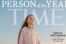"""Greta Thunberg désignée """"personnalité de l'année"""" par le """"Time"""""""
