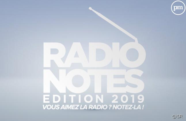 Le logo des Radio Notes 2019