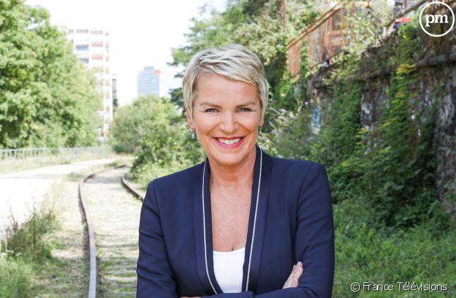 Elise Lucet se confie auprès de puremedias.com.