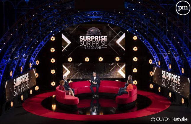 """Nostalgie et séquences inédites au programme de """"Surprise sur prise : Les 30 ans"""""""