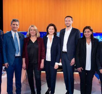 Cédric Villani, Serge Federbusch, Danielle Simonnet,...