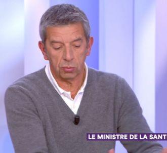 Michel Cymes dans 'C à vous'