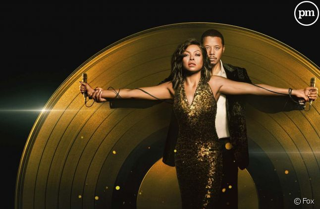 "Taraji P Henson et Terrence Howard dans ""Empire"""