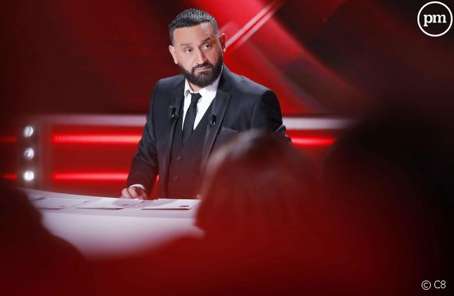 "Cyril Hanouna dans ""Balance ton post"""