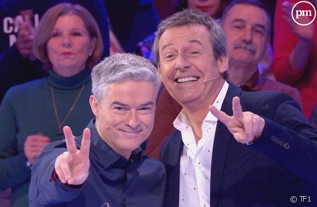 Jean-Luc Reichmann et Eric.