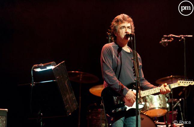 Jean-Louis Murat sur scène