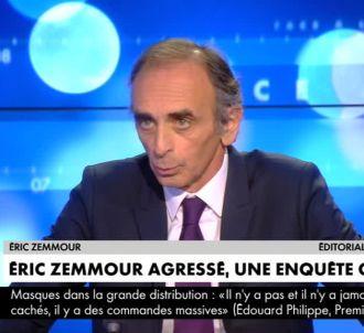 Eric Zemmour raconte l'appel d'Emmanuel Macron après son...
