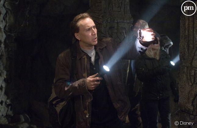 """Nicolas Cage dans """"Benjamin Gates"""""""