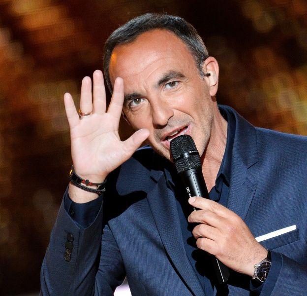 """Nikos Aliagas, présentateur de """"The Voice"""" sur TF1"""