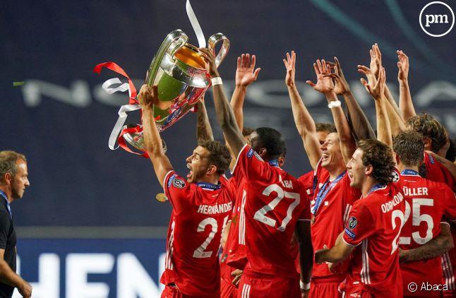 PSG/Bayern Munich