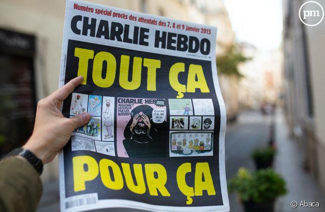 """Un nouveau numéro spécial de """"Charlie Hebdo"""""""
