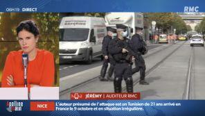 """Attentat de Nice : L'étonnant échange entre Apolline de Malherbe et un auditeur """"fiché S"""" sur RMC"""