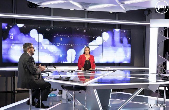 """""""Face à l'info"""" sur CNews"""