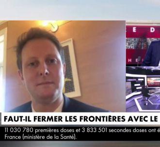 Clément Beaune sur CNews