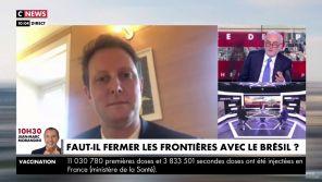 """""""L'heure des pros"""" : Pascal Praud qualifie Clément Beaune d'""""amateur"""", le ministre l'appelle en direct sur CNews"""