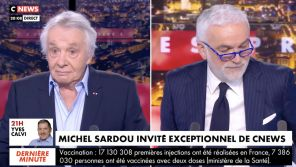 """""""Quelle présentation !"""" : Michel Sardou surpris par l'hommage de Pascal Praud sur CNews"""