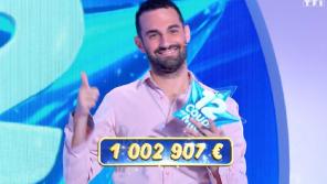 """""""Les 12 coups de midi"""" : Nouveau record pour Bruno qui a dépassé le million d'euros de gains"""