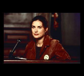 Demi Moore dans 'la Jurée'.