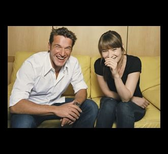Benjamin Castaldi et Charline Roux animent 'Le grand...