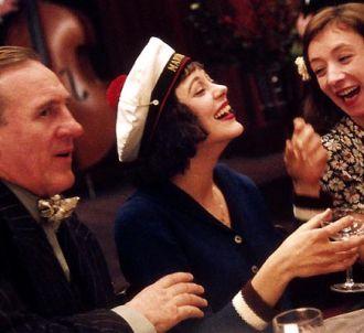 Gérard Depardieu, Marion Cotillard et Sylvie Testud dans...