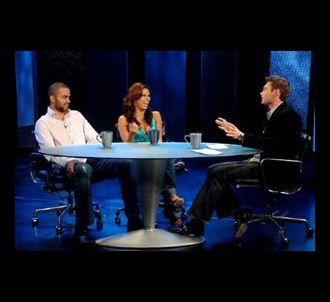 Interview de Tony Parker et Eva Longoria sur Téva