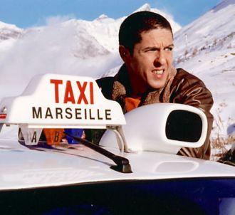 Samy Nacéri dans 'Taxi 3'.
