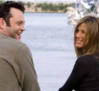 Vince Vaughn et Jennifer Aniston dans 'La Rupture'.