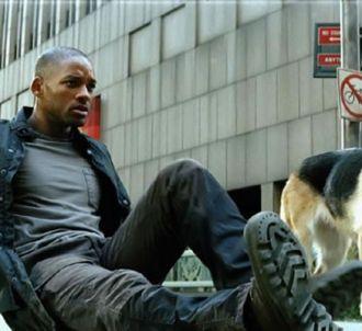 Will Smith dans 'Je suis une légende'.