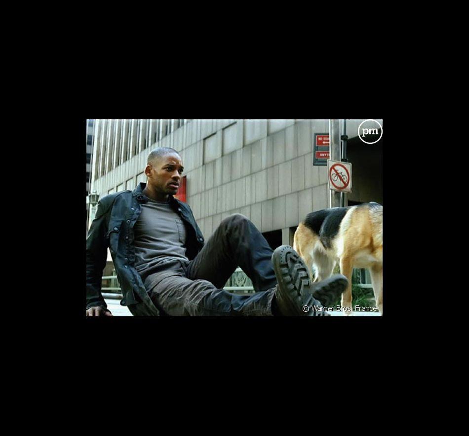 """Will Smith dans """"Je suis une légende""""."""