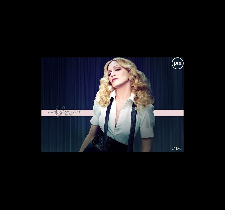La campagne de publicité de Madonna pour H&M