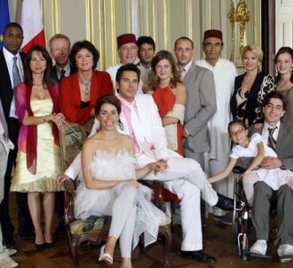 Le casting de la 7e saison de 'Une famille formidable'.