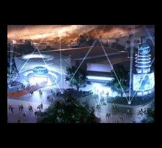 La future attraction 'American Idol' à Disney World