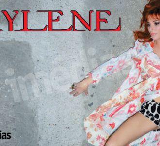 Mylène Farmer, en concert au Stade de France le 12...