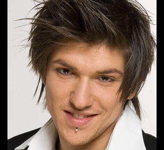 Quentin de la Star Academy 2007.