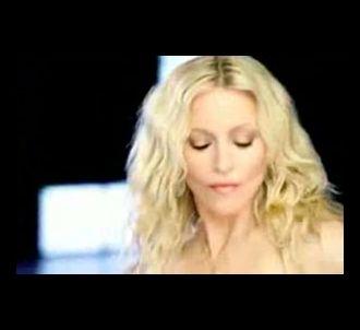 Madonna dans le clip de '4 Minutes'