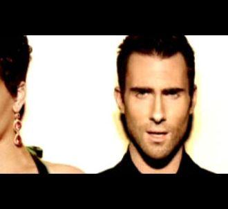 Rihanna et Adam Levine dans le clip de 'If I Never See...