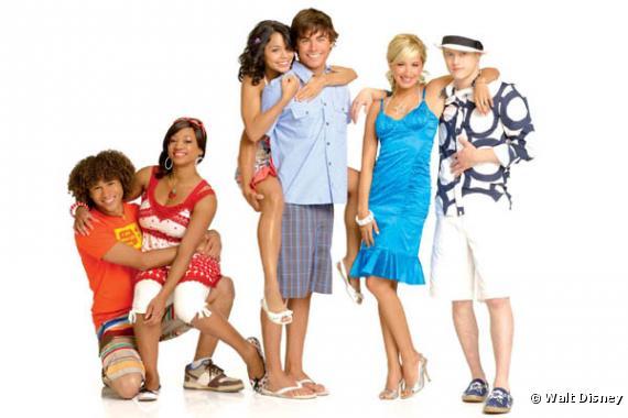High School Musical 1 Cast High School Musical 3 1 5