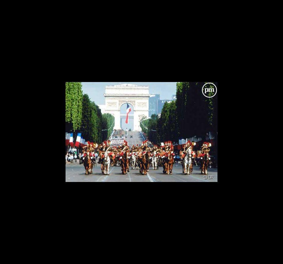 Défilé du 14 juillet