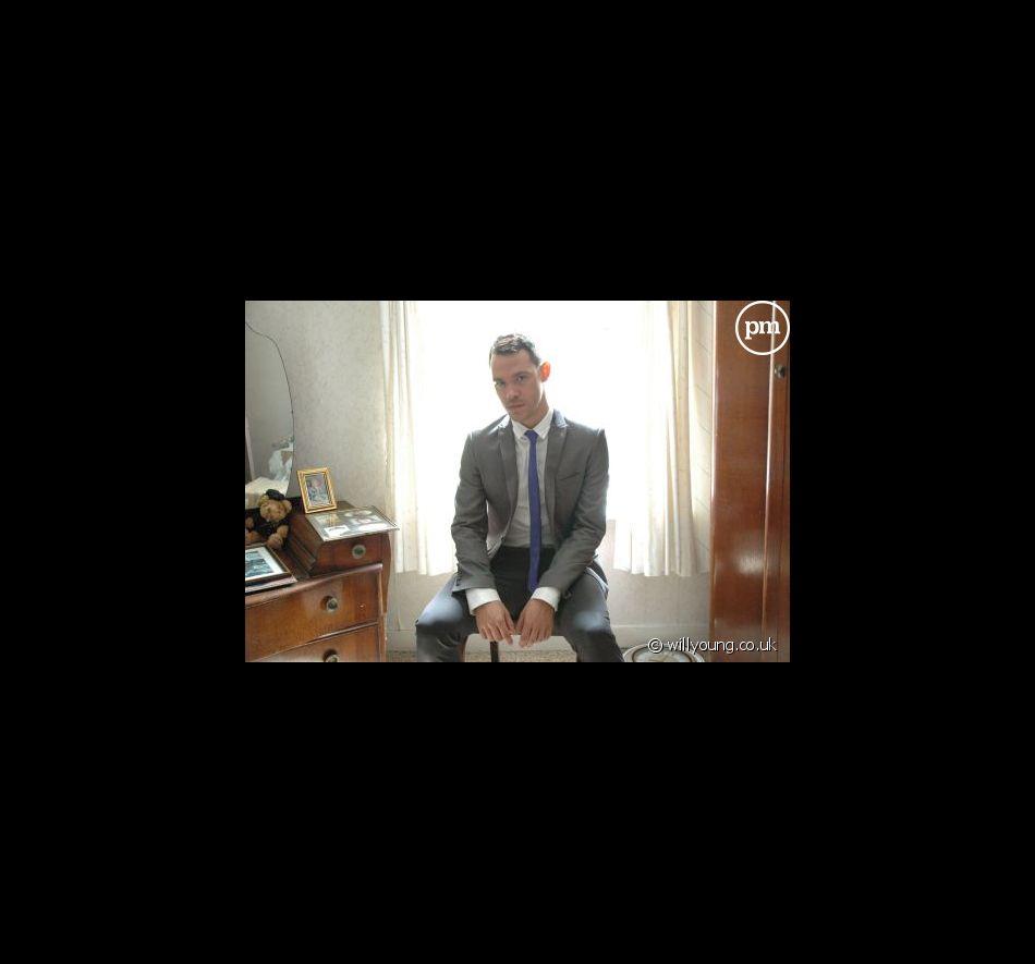 """Will Young dans le clip de """"Changes"""""""