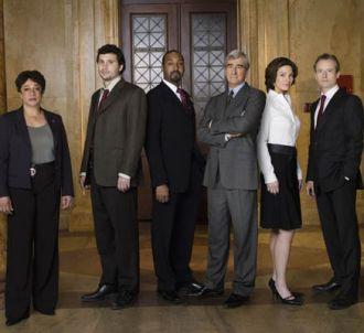 L'équipe de 'New York Police Judiciaire'
